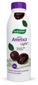 Iogurte Ameixa Light 500g