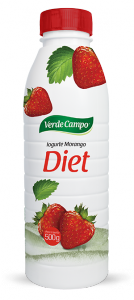 Iogurte Morango Diet