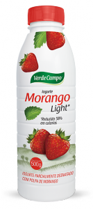 Iogurte Morango Light