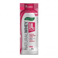 Iogurte Natural Whey Morango