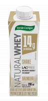 Shake Natural Whey Baunilha