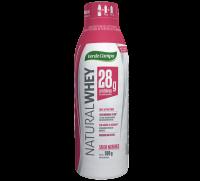 Iogurte Natural Whey 500g Morango