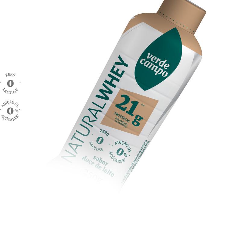 e8f30d5d7 natural whey 250g (21g de proteína) – doce de leite – Verde Campo