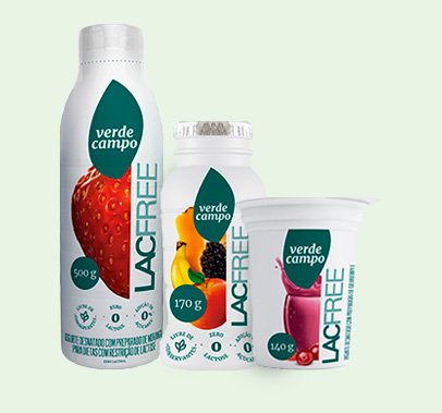 Linha Lacfree